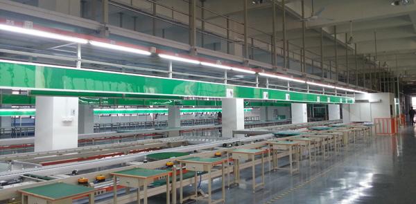 LED自动老化生产线