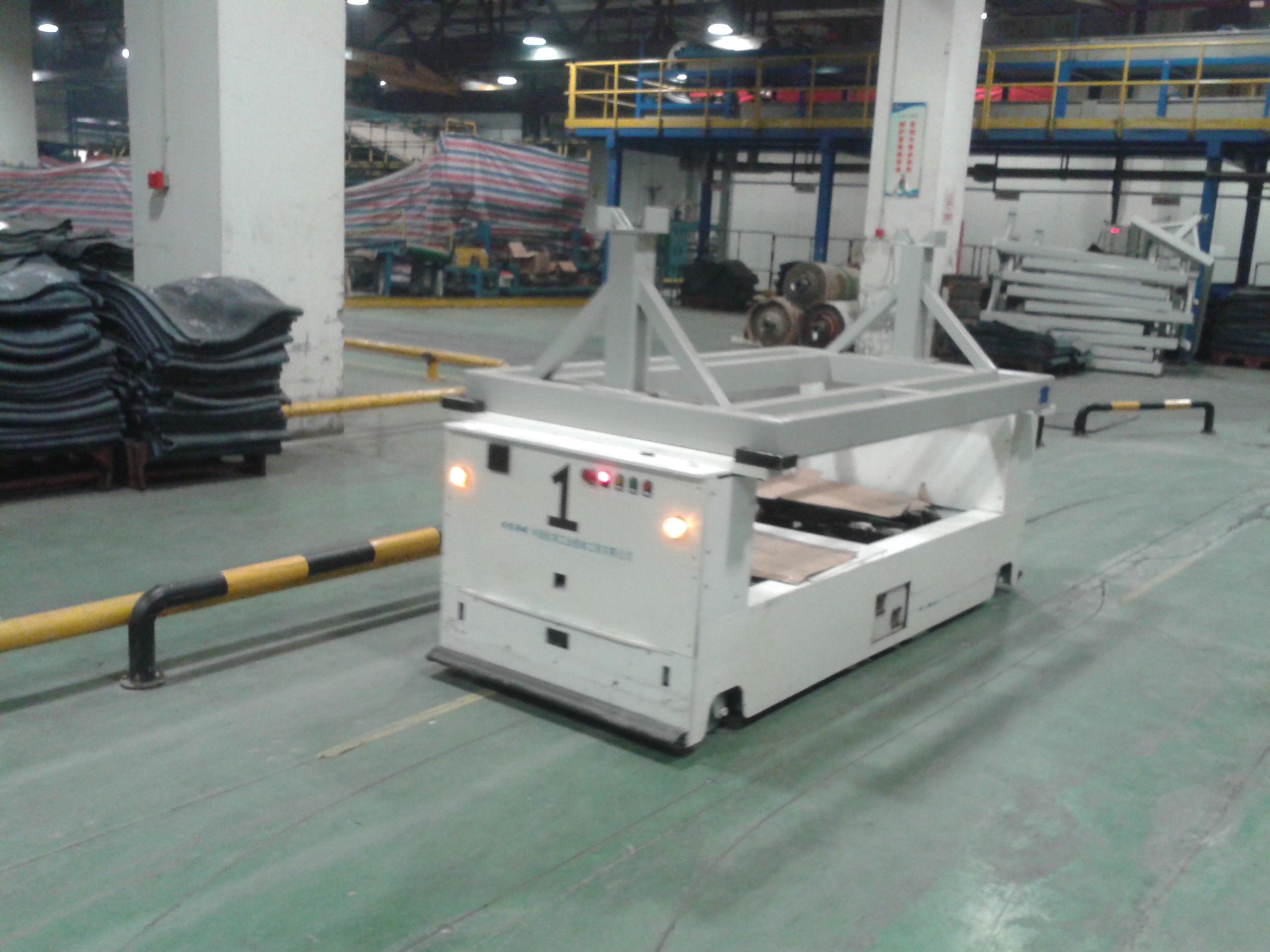 非标自动化设备-AGV无人搬运小车