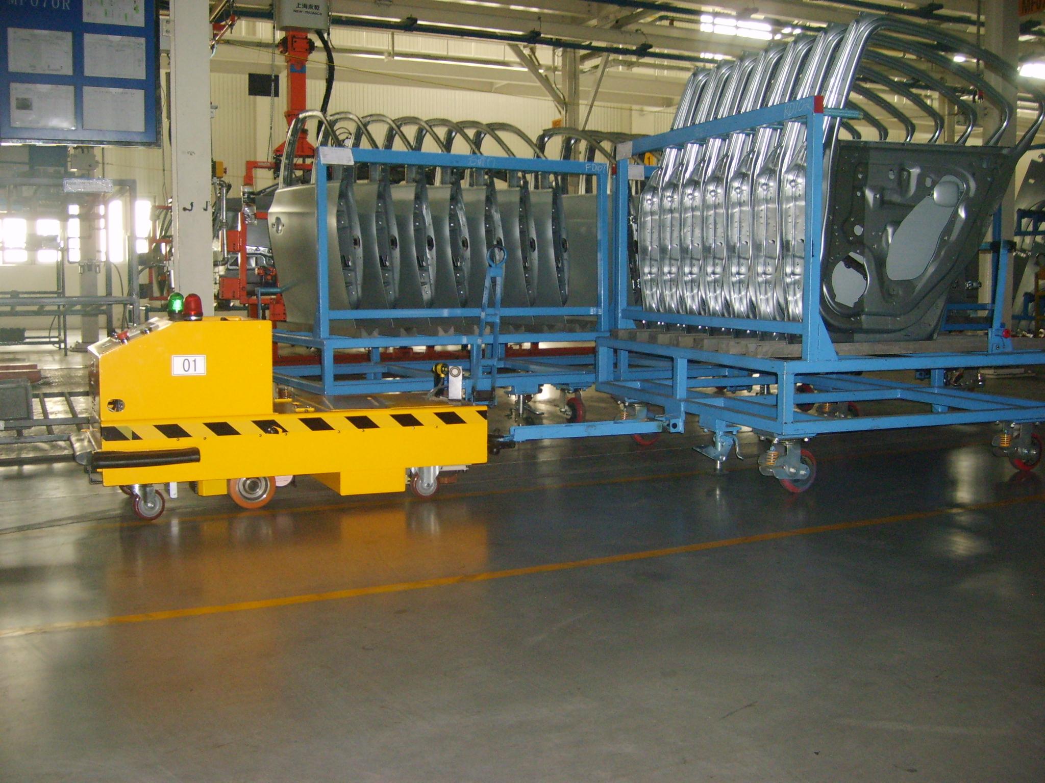 自动化设备制造-AGV小车§拖拉式AGV小车参数、价格
